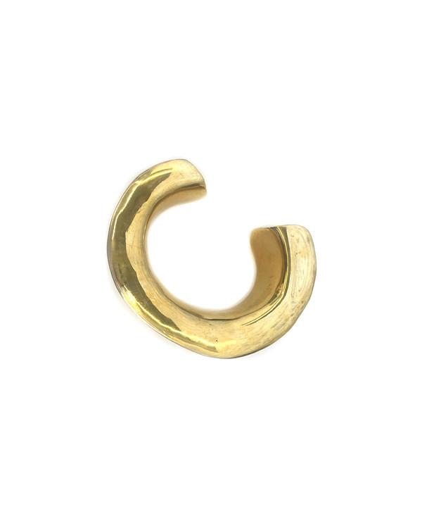 Ariana Boussard-Reifel Despina Cuff in Brass