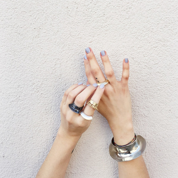 Ariana Boussard-Reifel Raissa Ring in Brass