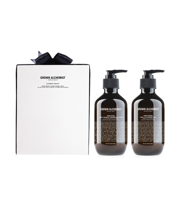 Grown Alchemist Hand Wash and Hand Cream Gift Set