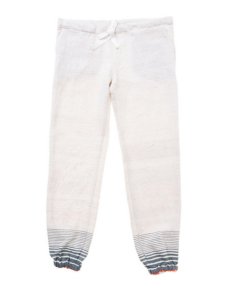LemLem Biftu Lounge Pants in Grey
