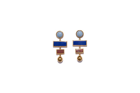 Lizzie Fortunato Agnes Earrings