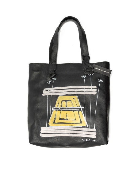 Lizzie Fortunato Leather Tote in Ace