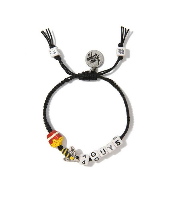 Venessa Arizaga Fries B4 Guys Friendship Bracelet