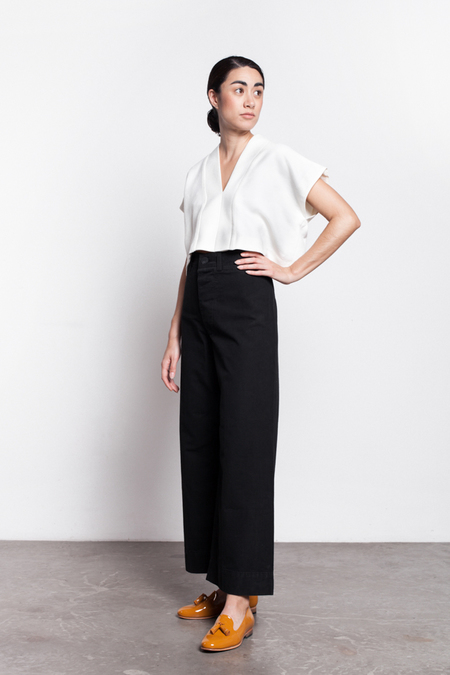 Jesse Kamm Sailor Pant - black