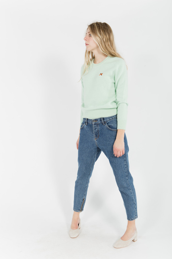 Maison Kitsune R-Neck Pullover