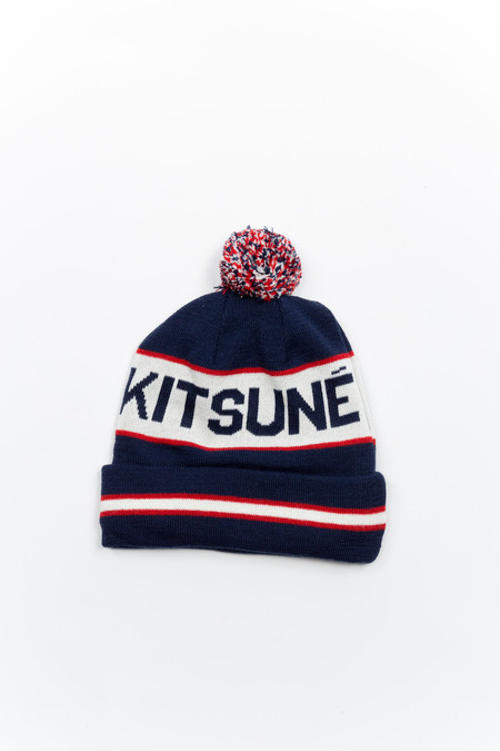 Maison Kitsune Supporter Hat