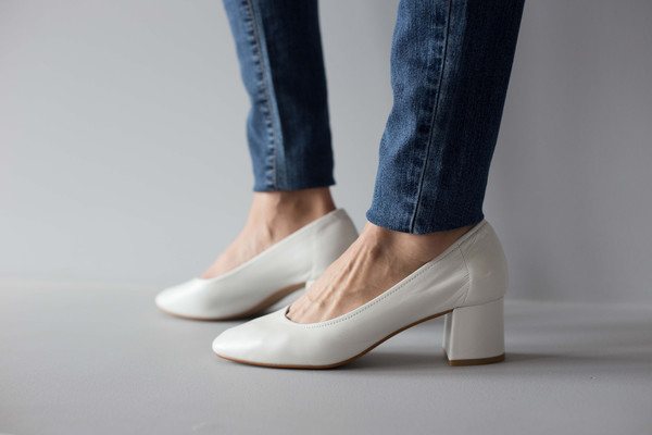 L'Intervalle Jupie Shoes (Off White)