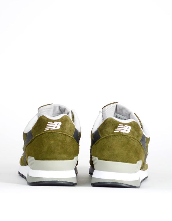 Men's New Balance 996 Revlite Sneaker Olive