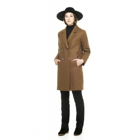 Desloups 'Camel' coat