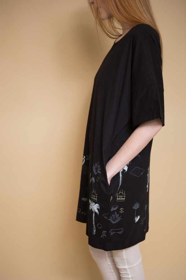 Kowtow On the Road Dress