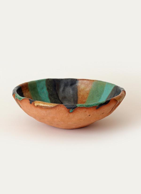 Shino Takeda Autumn Bowl
