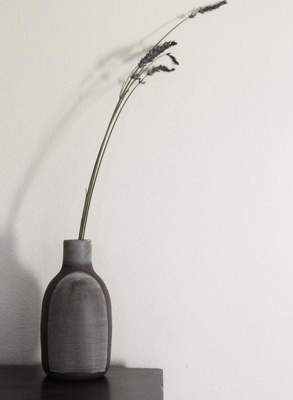 Yuko Nishikawa Ceramic Bottle Vase