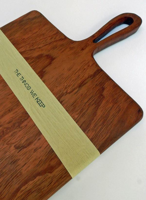 Cherry Wood Board