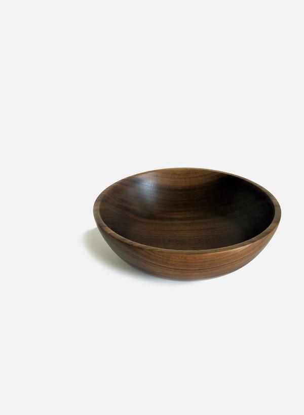 Silvia Song Medium Walnut Bowl