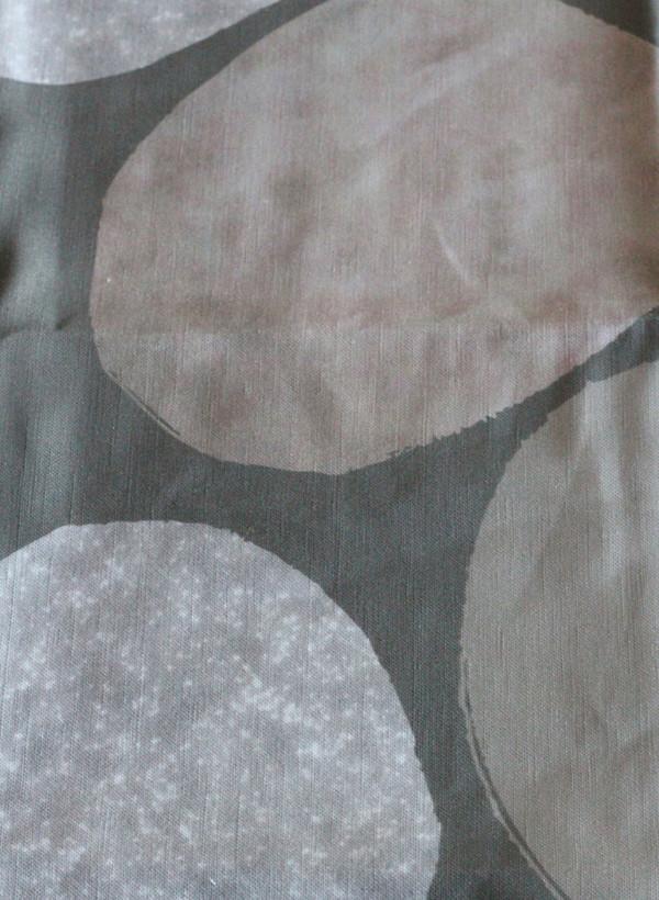 Nancy Straughan Polka Dot Cushion Cover