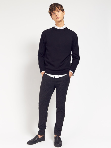 Men's Journal Found Knit Sweater
