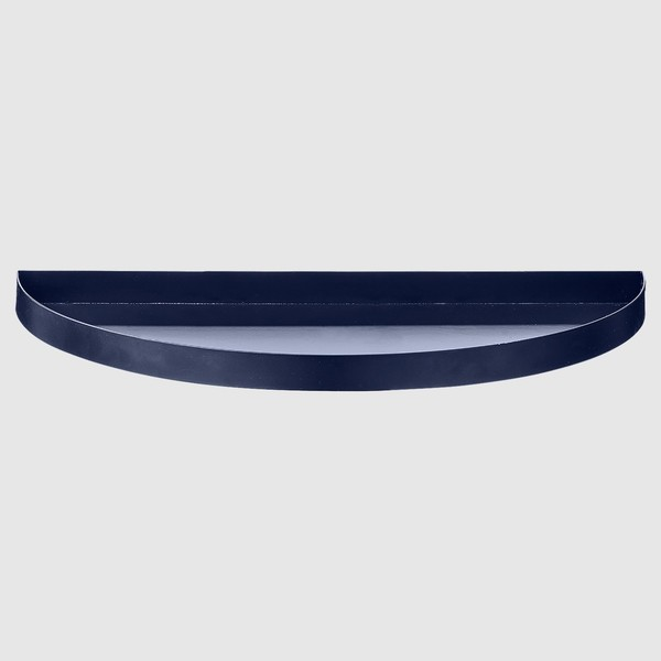 "AYTM ""Unity"" Tray with Brass and Navy Tray Insert"