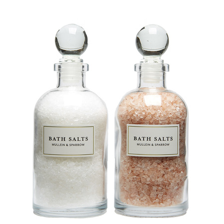 Mullein &Sparrow Bath Salts Duo Set