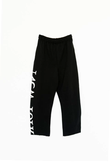 Assembly New York Cotton Logo Sweatpants - New York