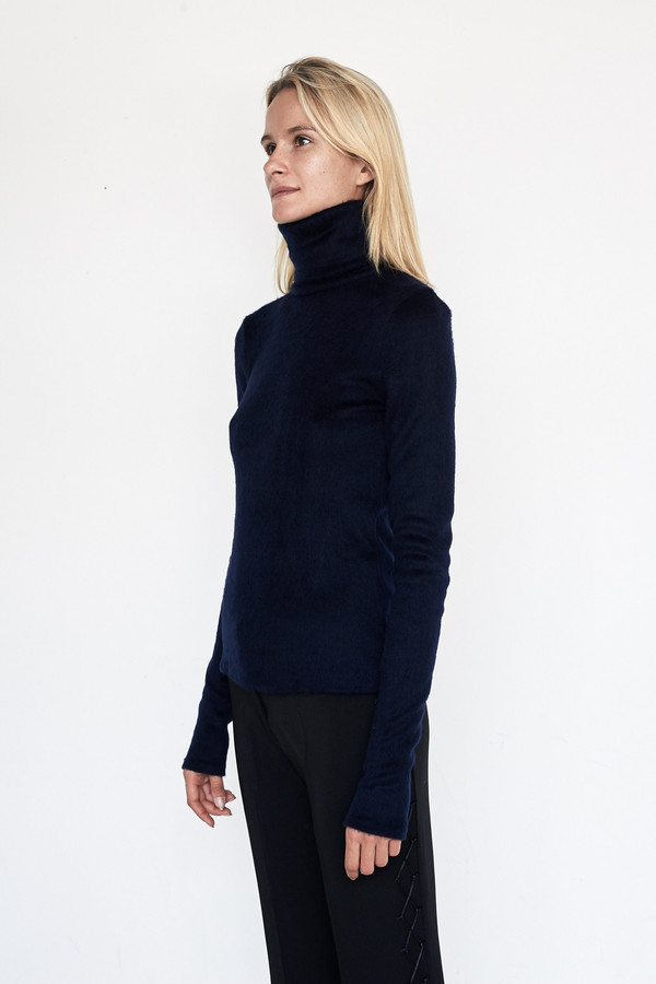 Assembly New York Poly Interlock Turtleneck