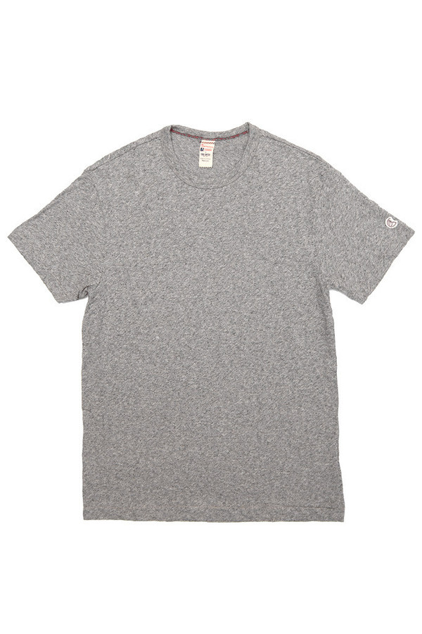 Men's Todd Snyder x Champion Classic Crew Antique Grey