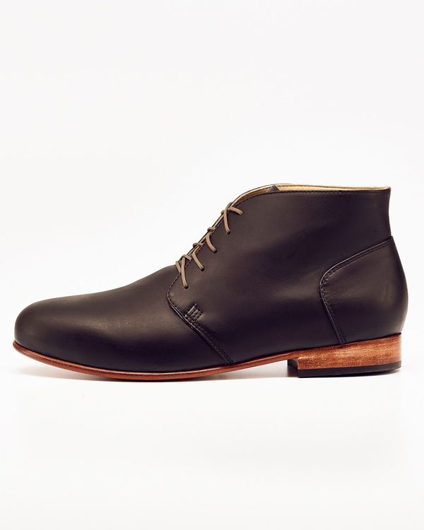 Nisolo Emilio LE Chukka Boot Noir - What's It Worth