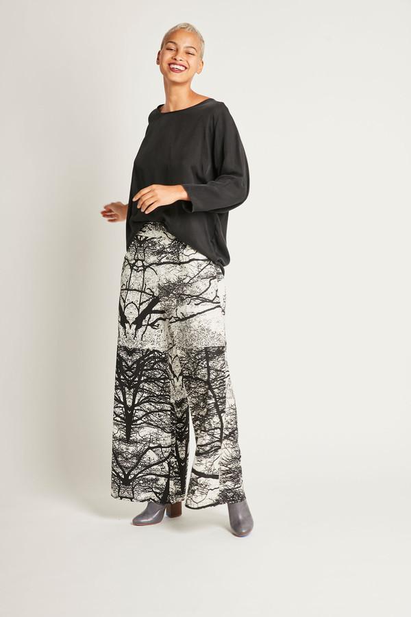 H. Fredriksson Culottes in Tree Wool/Silk