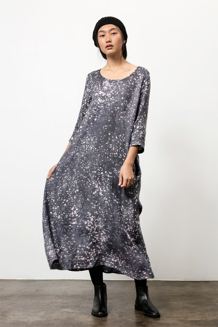 Osei-Duro Nima Dress in Midnight Blush