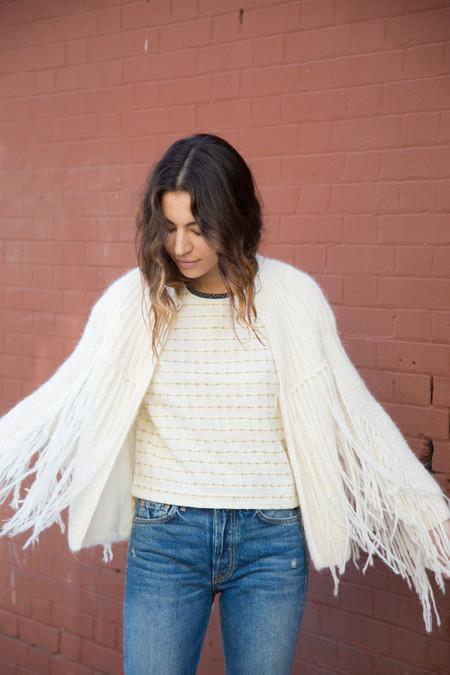 Mes Demoiselles Aymara Knitted Vest