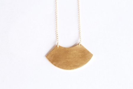 Faor Artifact Necklace in Gold or Silver