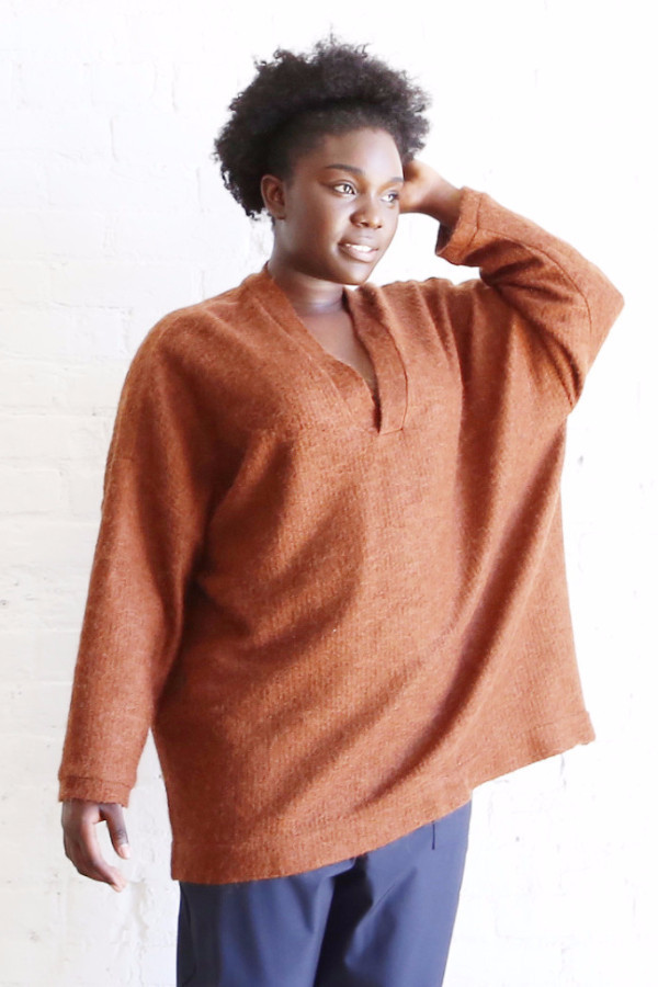 Hackwith Design House V-Neck Pullover