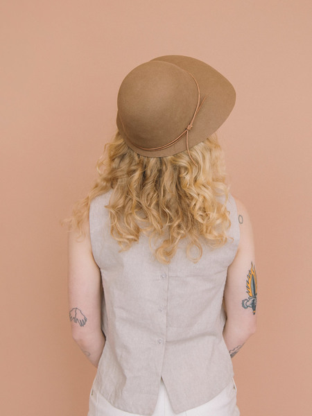 Brookes Boswell DUO NYC felt Hat