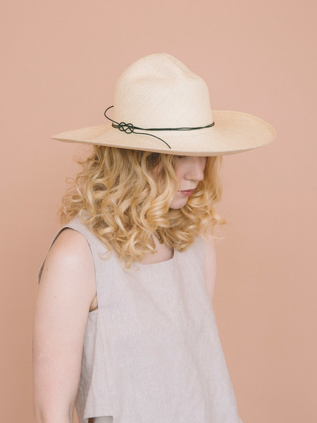 Brookes Boswell Ranger Straw Hat