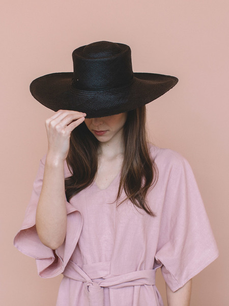 Boswell Reinette Straw Hat