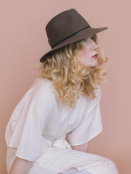 Brookes Boswell Wakefield Felt Hat