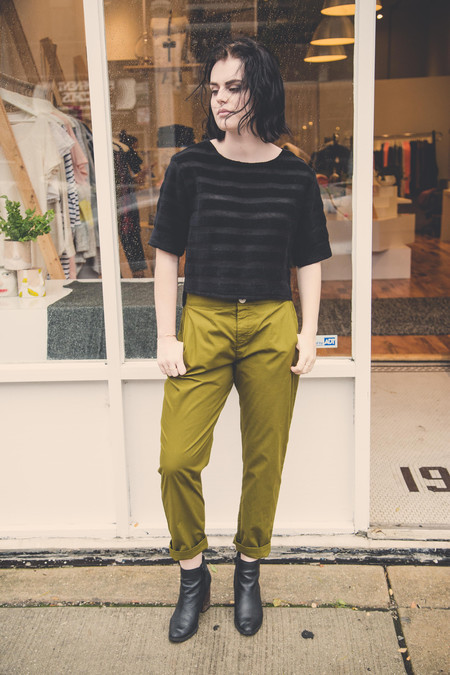 Kowtow Composition Pant