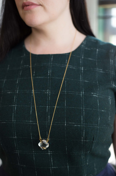 Sarah Mulder Prohibition necklace
