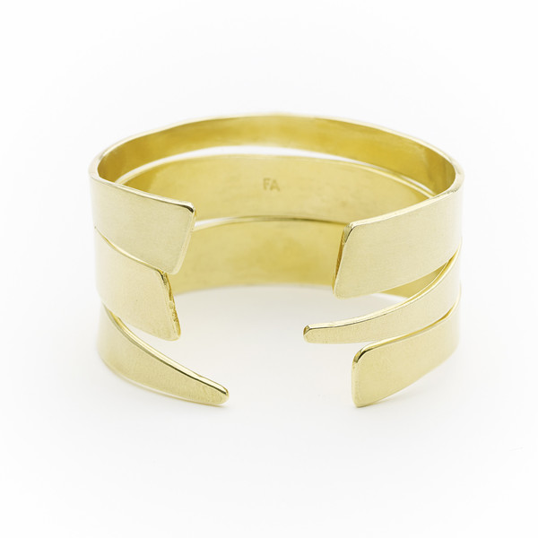 Easy Tiger Goods Viva Stacking Cuff