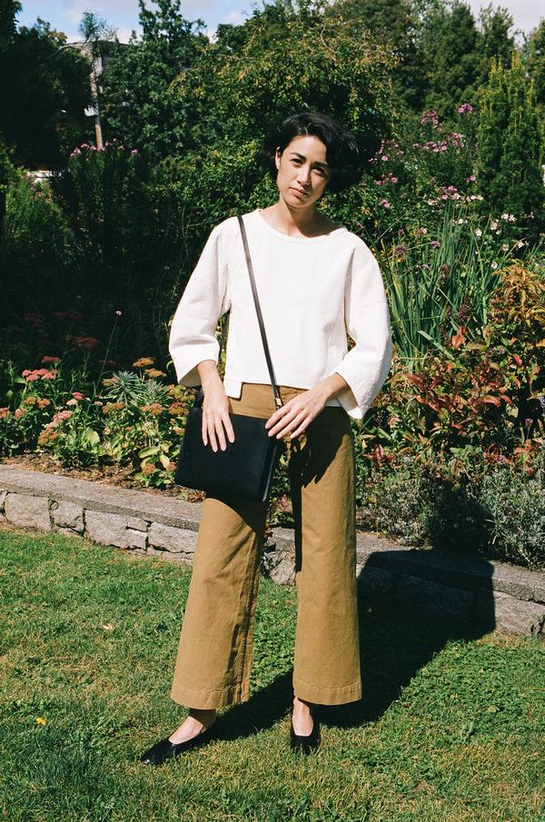 Rachel Comey Ramble Top - ivory