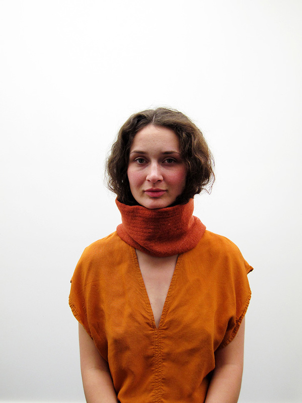 Eckhaus Latta Snood, Copper