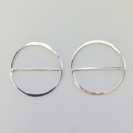 ERICA WEINER - UNIVERSAL NO SILVER EARRINGS