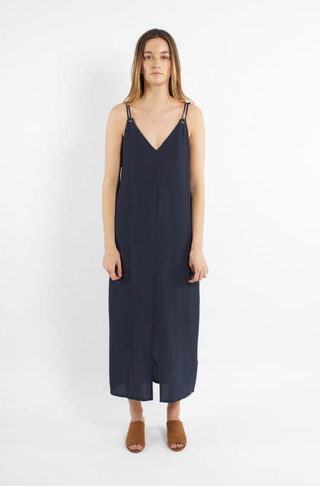 Plan-C Women Sonia Slip Dress
