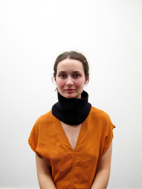 Eckhaus Latta Snood, Black