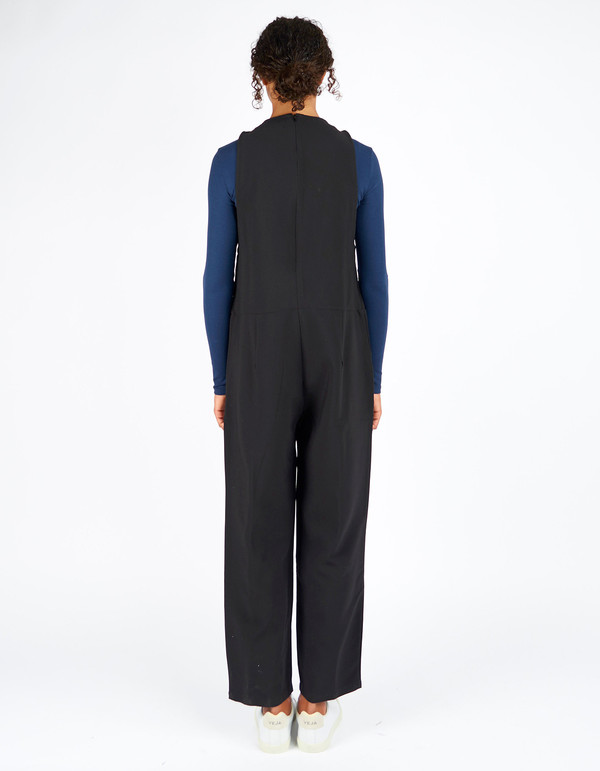 Minimum Petina Jumpsuit Black