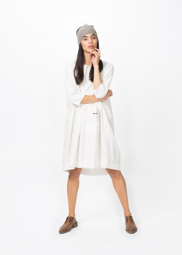 Album di Famiglia Oversize Pocket Dress