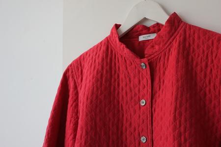 Hey Jude Vintage Silk Quilted Jacket