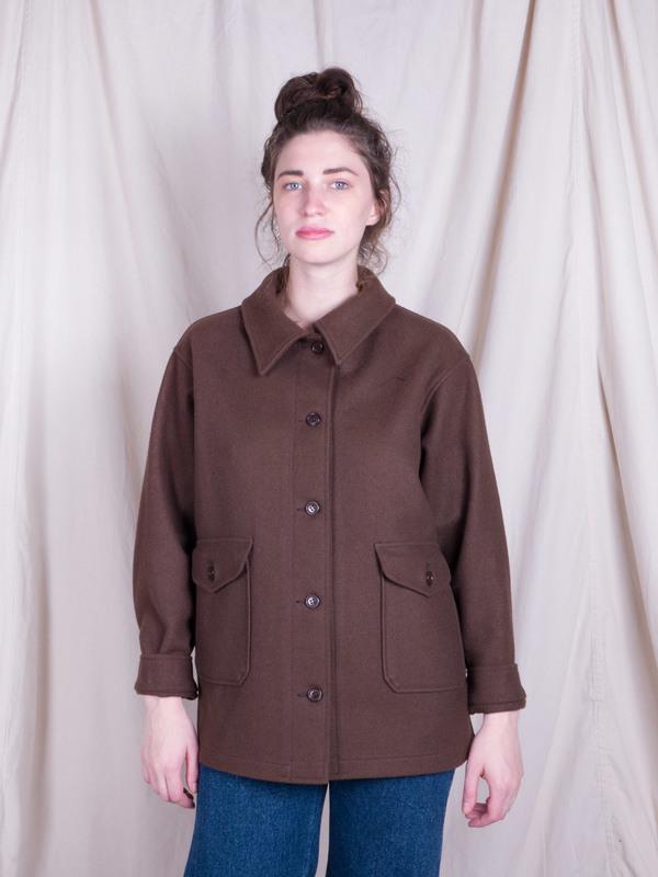 Woods Vintage Wool Overshirt