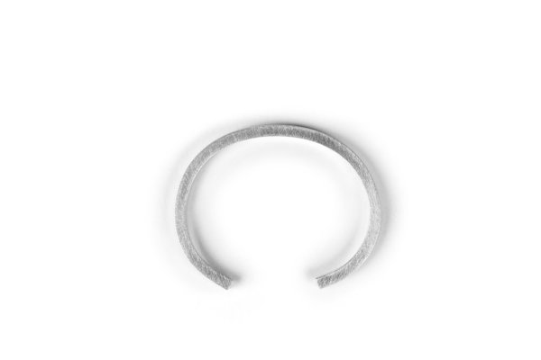 The Square Brushed Cuff