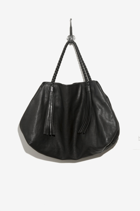 Moses Nadel Tote Bag Black