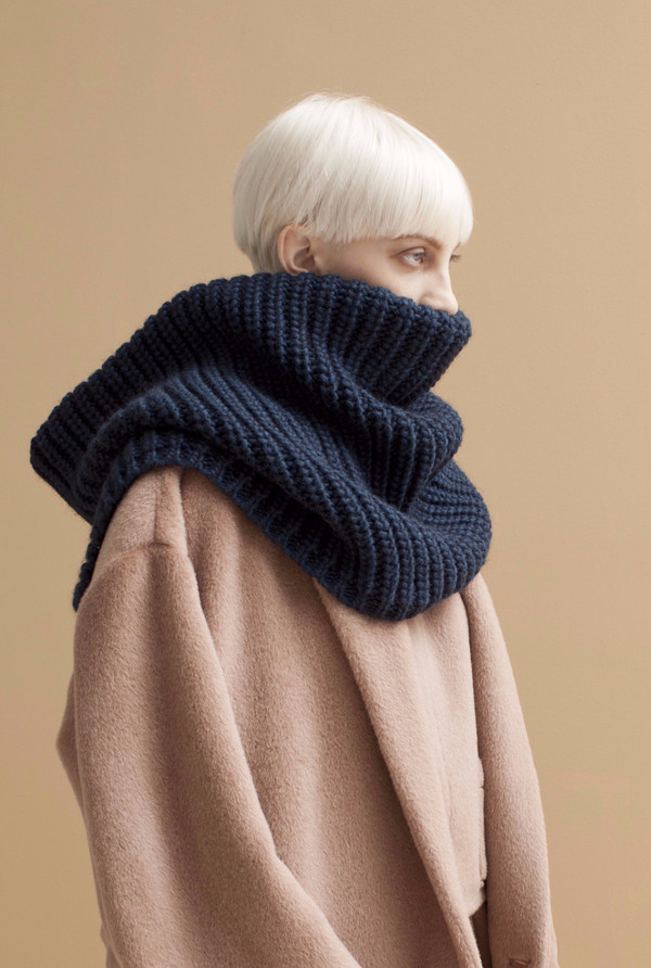 SCHAI Vita Snood - Midnight
